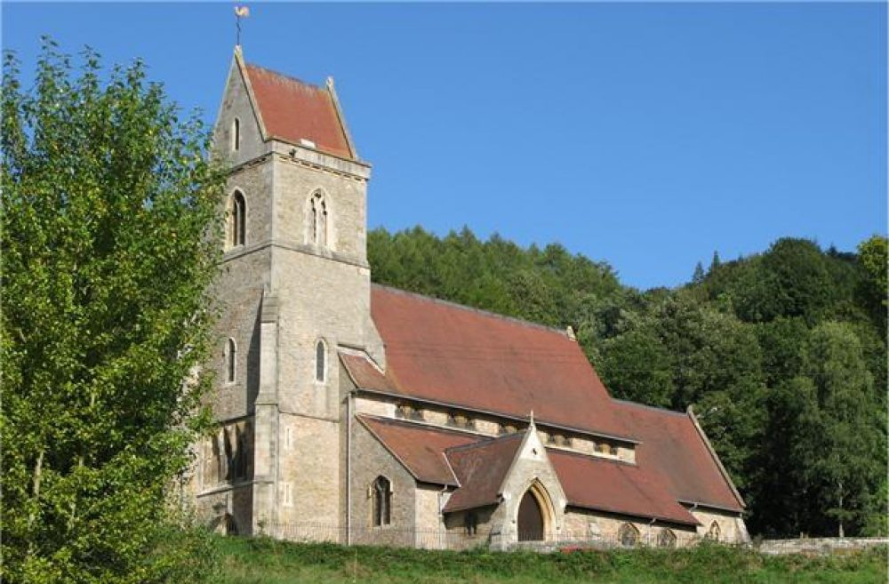 The Church of the Holy Jesus, Lydbrook