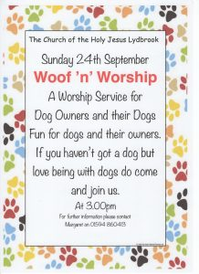 Woof 'n' Worship